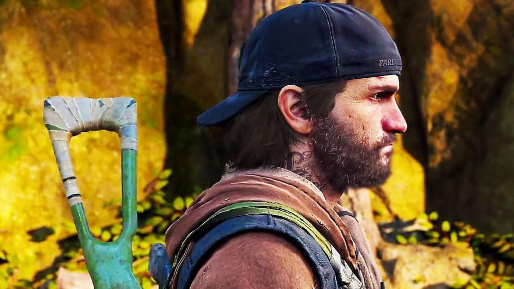 DAYS GONE Launch Trailer (2019) PS4 Zombie Game