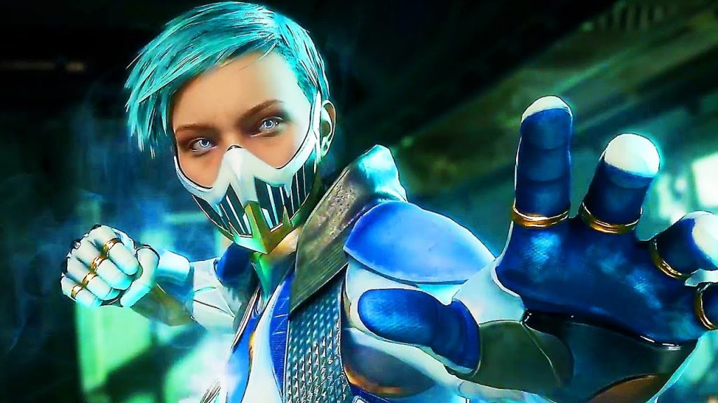 """MORTAL KOMBAT 11 """"Frost"""" Gameplay Trailer (2019) PS4 / Xbox One / PC"""