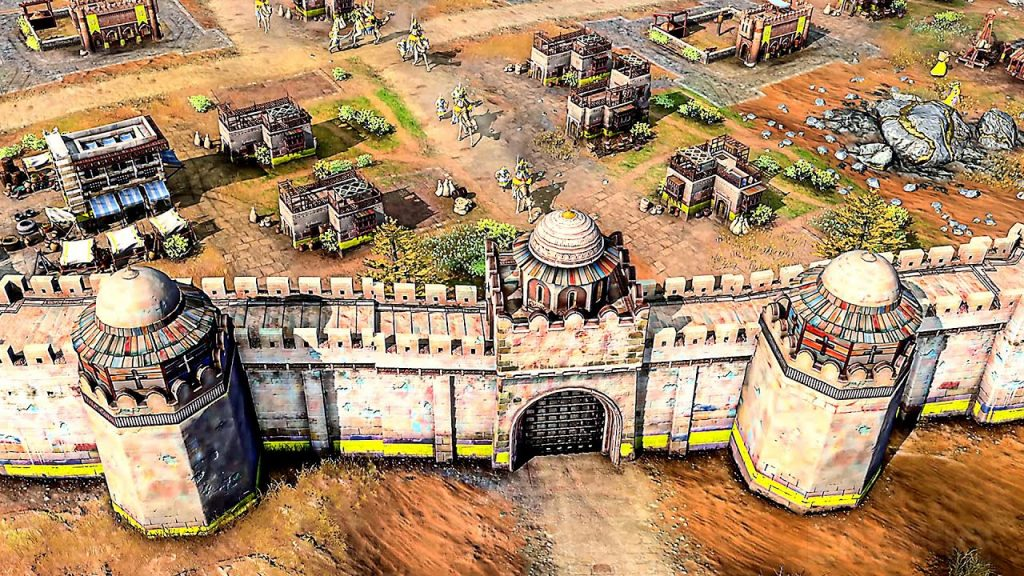 AGE OF EMPIRE IV Gameplay (E3 2021)
