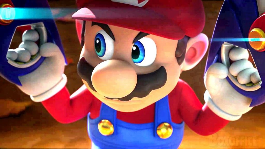 MARIO + RABBIDS SPARKS OF HOPE Cinematic Trailer (2021)