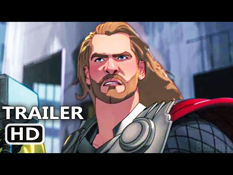 WHAT IF... ? New Trailer (Marvel, 2021)