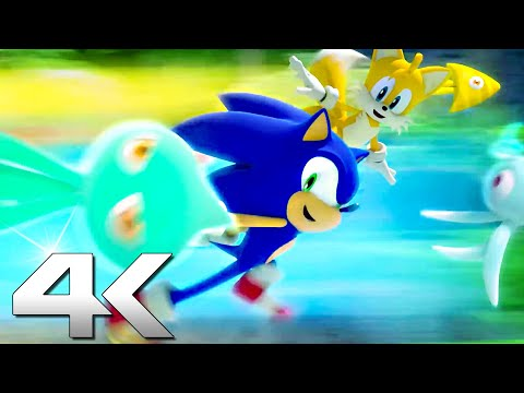 SONIC COLORS ULTIMATE Trailer (PS4)